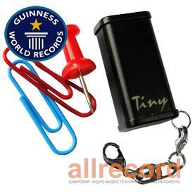 Диктофон Edic mini Tiny A31