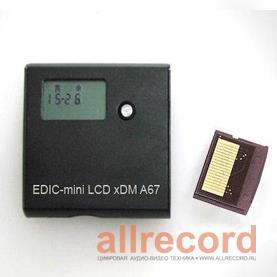 Edic-mini LCD xDM A67