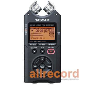 Диктофон Tascam DR 40