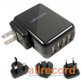 Зарядное устройство Lenmar ACUSB4