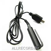 Выносной микрофон с компрессором (+/-6 дБ) для диктофонов серии Edic-mini PRO и Edic-mini PLUS
