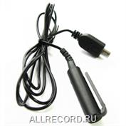 Выносной микрофон с компрессором (+/-6 дБ) для диктофонов серии Edic-mini LCD